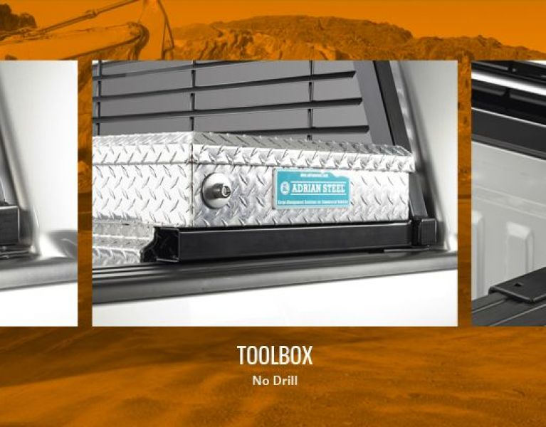 BACKRACK™ Hardware Kits - Truck Rack Accessories