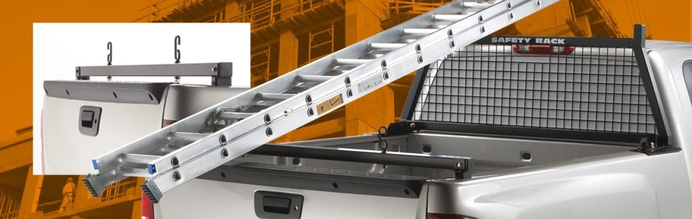 Transporting Long Cargo with BACKRACK™ & Rear Bar