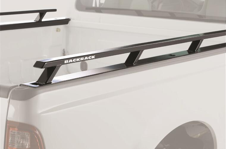Side Rails Standard; 8.2 Ft. Bed; 07-13 Silverado/Sierra