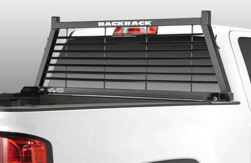 Louvered Rack